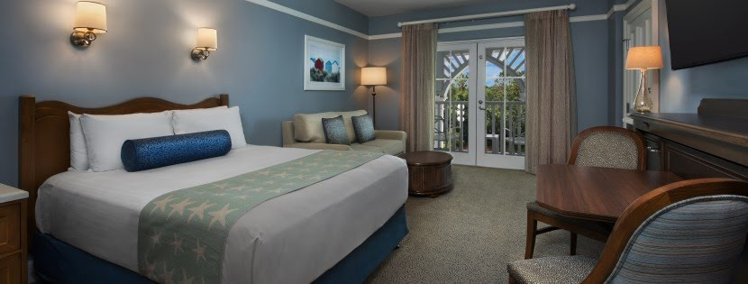 Disney's Beach Club Villas room